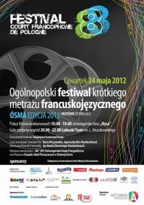 affiche fcfpologne 2012
