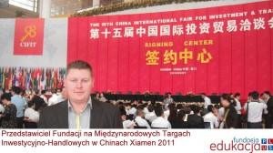 Targi w Chinach